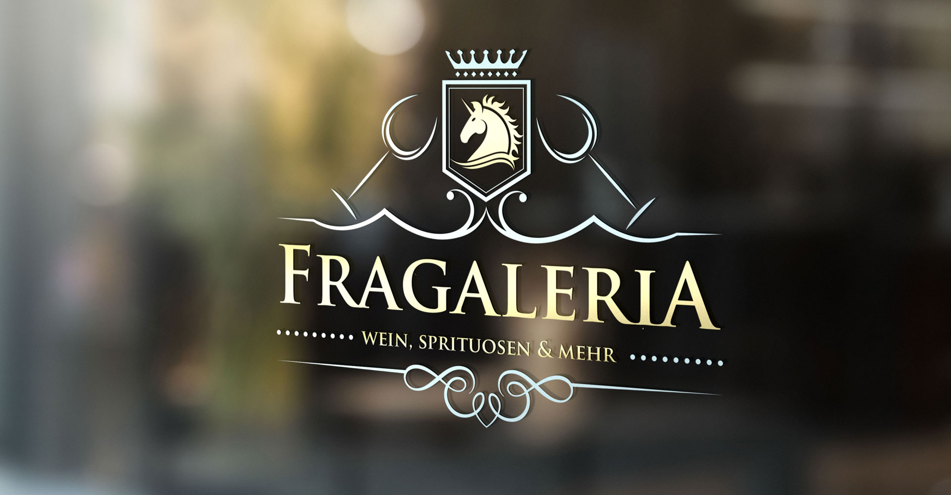 Fragaleria Logodesign